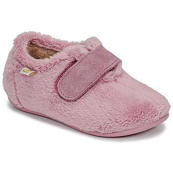 Sapatos Rapariga Chinelos Citrouille et Compagnie LAFINOU Rosa