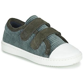 Sapatos Criança Sapatilhas Citrouille et Compagnie LILINO Cinza