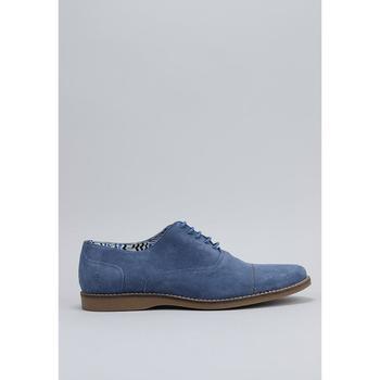 Sapatos Homem Sapatos Krack Heritage BOULEVARD Azul