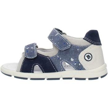 Sapatos Rapaz Sandálias Balocchi 493133 Azul
