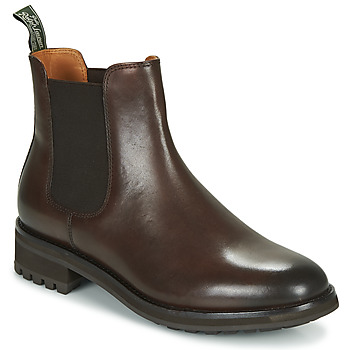 Sapatos Homem Botas baixas Polo Ralph Lauren BRYSON CHLS Castanho