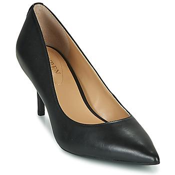 Sapatos Mulher Escarpim Lauren Ralph Lauren LANETTE Preto