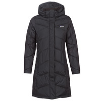 Textil Mulher Quispos Patagonia W'S DOWN WITH IT PARKA Preto