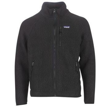 Textil Homem Casaco polar Patagonia M'S RETRO PILE JKT Preto