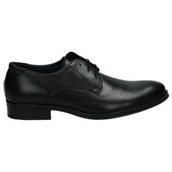 Sapatos Homem Sapatos & Richelieu Nuper Sapatos  2751 cavaleiro negro Noir