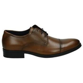 Sapatos Homem Sapatos & Richelieu Nuper Sapatos  2752 cavaleiro marron Marron