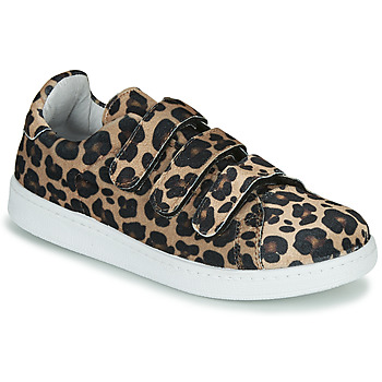 Sapatos Mulher Sapatilhas Yurban LABANE Leopardo