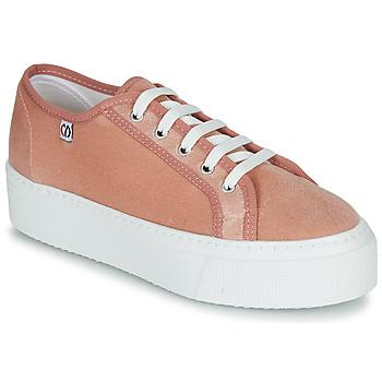 Sapatos Mulher Sapatilhas Yurban SUPERTELA Rosa