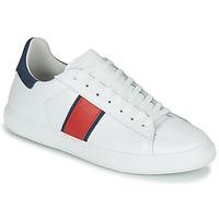 Sapatos Homem Sapatilhas Yurban LOUDE Branco