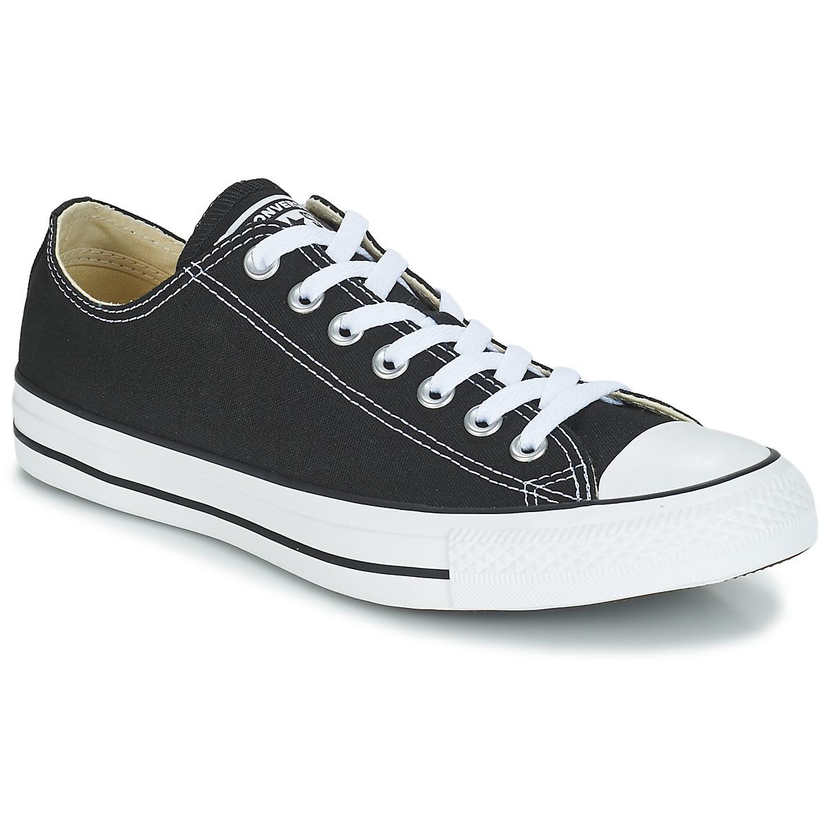 399465e0b85 Sapatos Sapatilhas Converse CHUCK TAYLOR ALL STAR CORE OX Preto