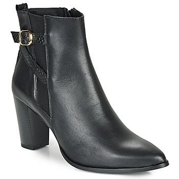 Sapatos Mulher Botins So Size AURELIO Preto