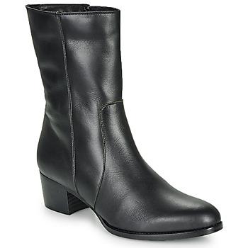 Sapatos Mulher Botins So Size GASPARD Preto