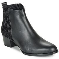 Sapatos Mulher Botins So Size GUILERMO Preto