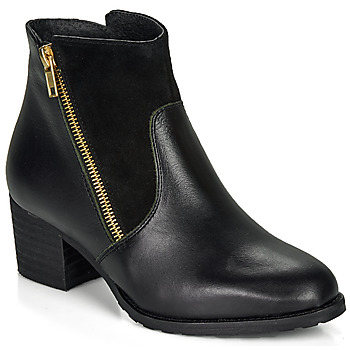 Sapatos Mulher Botins So Size FELICIO Preto