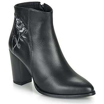 Sapatos Mulher Botins So Size BORDELO Preto