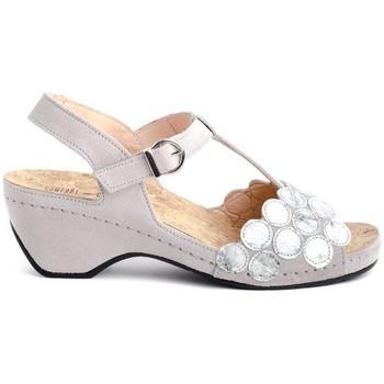 Sapatos Mulher Sandálias Comfort Class 832 CIRCUL. Cinza