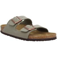 Sapatos Homem Chinelos Birkenstock 120744 Bege