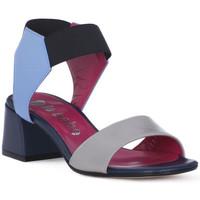 Sapatos Mulher Sandálias Le Babe 5021 MIRANDA NERO Nero