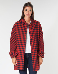 Textil Mulher Casacos Benetton SIDUDEL Castanho / Multicolor