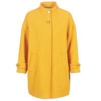 Textil Mulher Casacos Benetton STORI Amarelo