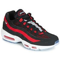 Sapatos Homem Sapatilhas Nike AIR MAX 95 Preto / Vermelho