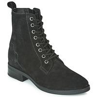 Sapatos Mulher Botas baixas Esprit CICILY LB Preto
