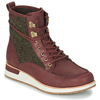 Sapatos Mulher Botas baixas Merrell ROAM MID Bordô