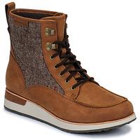 Sapatos Mulher Botas baixas Merrell ROAM MID Castanho
