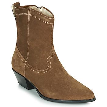 Sapatos Mulher Botins Vagabond EMILY Toupeira