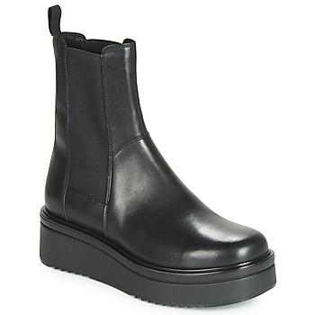 Sapatos Mulher Botas baixas Vagabond TARA Preto
