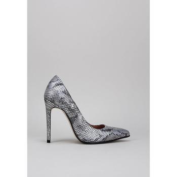 Sapatos Mulher Escarpim Rt By Roberto Torretta SNAKE Cinza