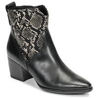 Sapatos Mulher Botins Marco Tozzi  Preto