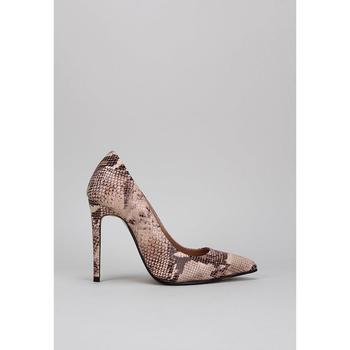 Sapatos Mulher Escarpim Rt By Roberto Torretta SNAKE Bege