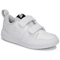Sapatos Criança Sapatilhas Nike PICO 5 PRE-SCHOOL Branco