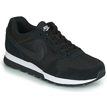 Sapatos Mulher Sapatilhas Nike MD RUNNER 2  W Preto
