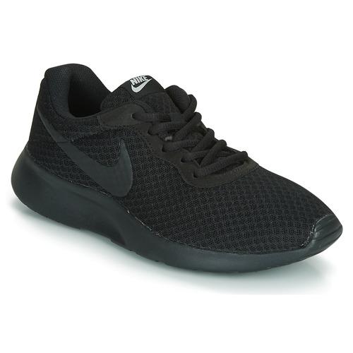 Sapatos Mulher Sapatilhas Nike TANJUN W Preto