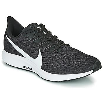 Sapatos Homem Sapatilhas de corrida Nike AIR ZOOM PEGASUS 36 Preto / Branco