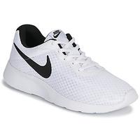 Sapatos Homem Sapatilhas Nike TANJUN Branco / Preto