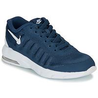 Sapatos Criança Sapatilhas Nike AIR MAX INVIGOR PRE-SCHOOL Azul