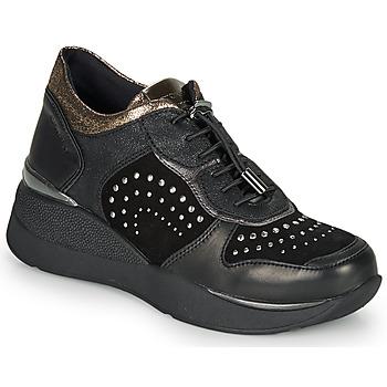 Sapatos Mulher Sapatilhas Stonefly ELETTRA 6 Preto