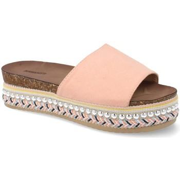 Sapatos Mulher Sandálias Buonarotti 1AD-19127 Rosa