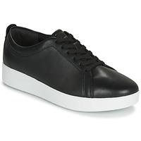 Sapatos Mulher Sapatilhas FitFlop RALLY Preto