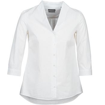 Textil Mulher camisas Marc O'Polo ALESSIA Branco