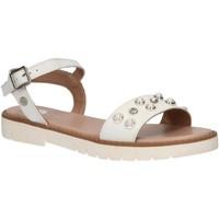 Sapatos Rapariga Sandálias Gioseppo 47872 Blanco