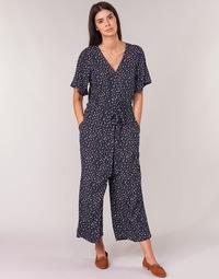 Textil Mulher Macacões/ Jardineiras Cream GERMINA Marinho