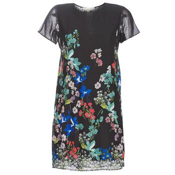 Textil Mulher Vestidos curtos Desigual LORETHA Multicolor