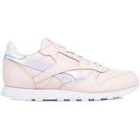 Sapatos Rapariga Sapatilhas Reebok Sport Classic Leather Cor-de-rosa