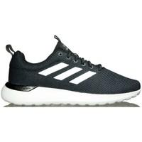 Sapatos Homem Sapatilhas adidas Originals Lite Racer Cln Branco, Grafite
