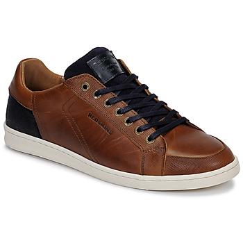 Sapatos Homem Sapatilhas Redskins OSTAN Conhaque / Marinho