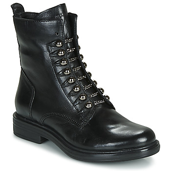 Sapatos Mulher Botas baixas Mjus CAFE STYLE Preto
